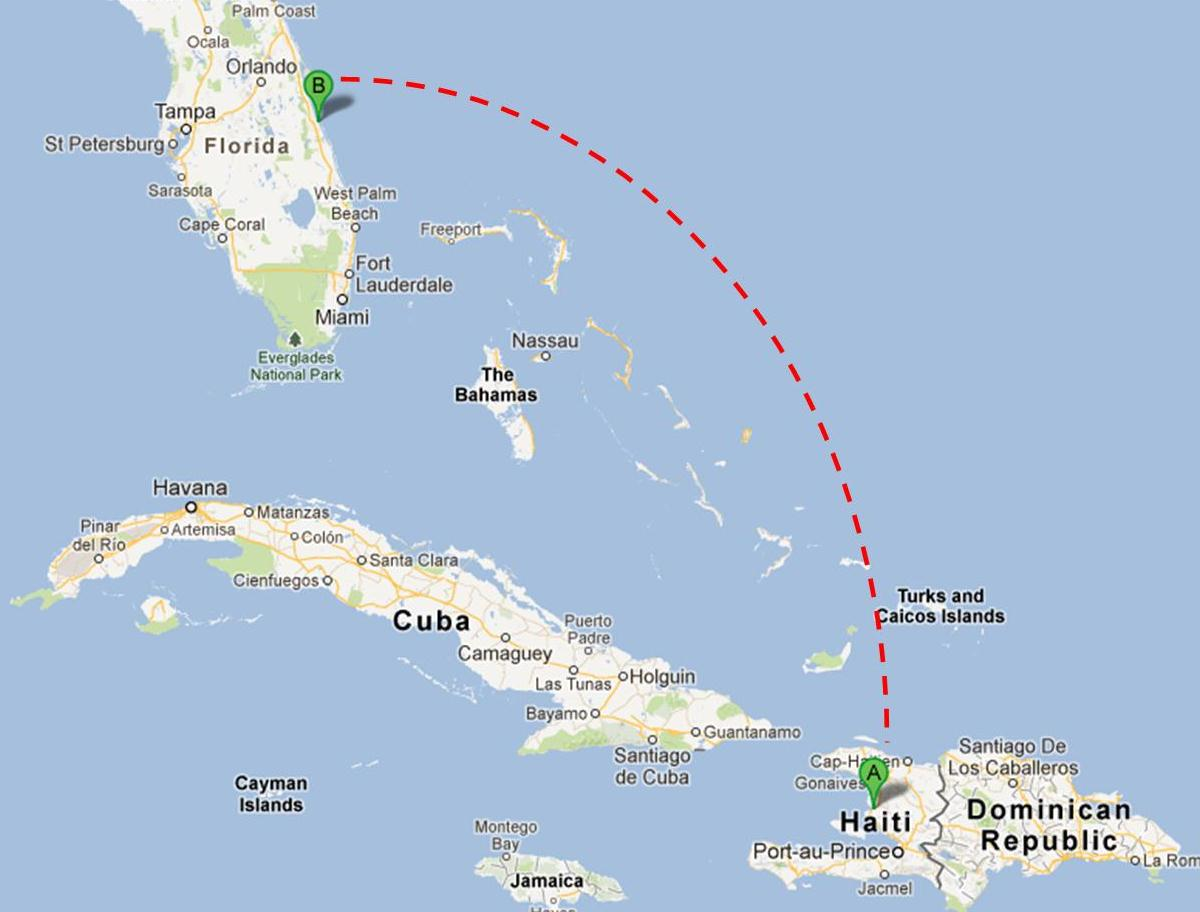 palm bay- haiti